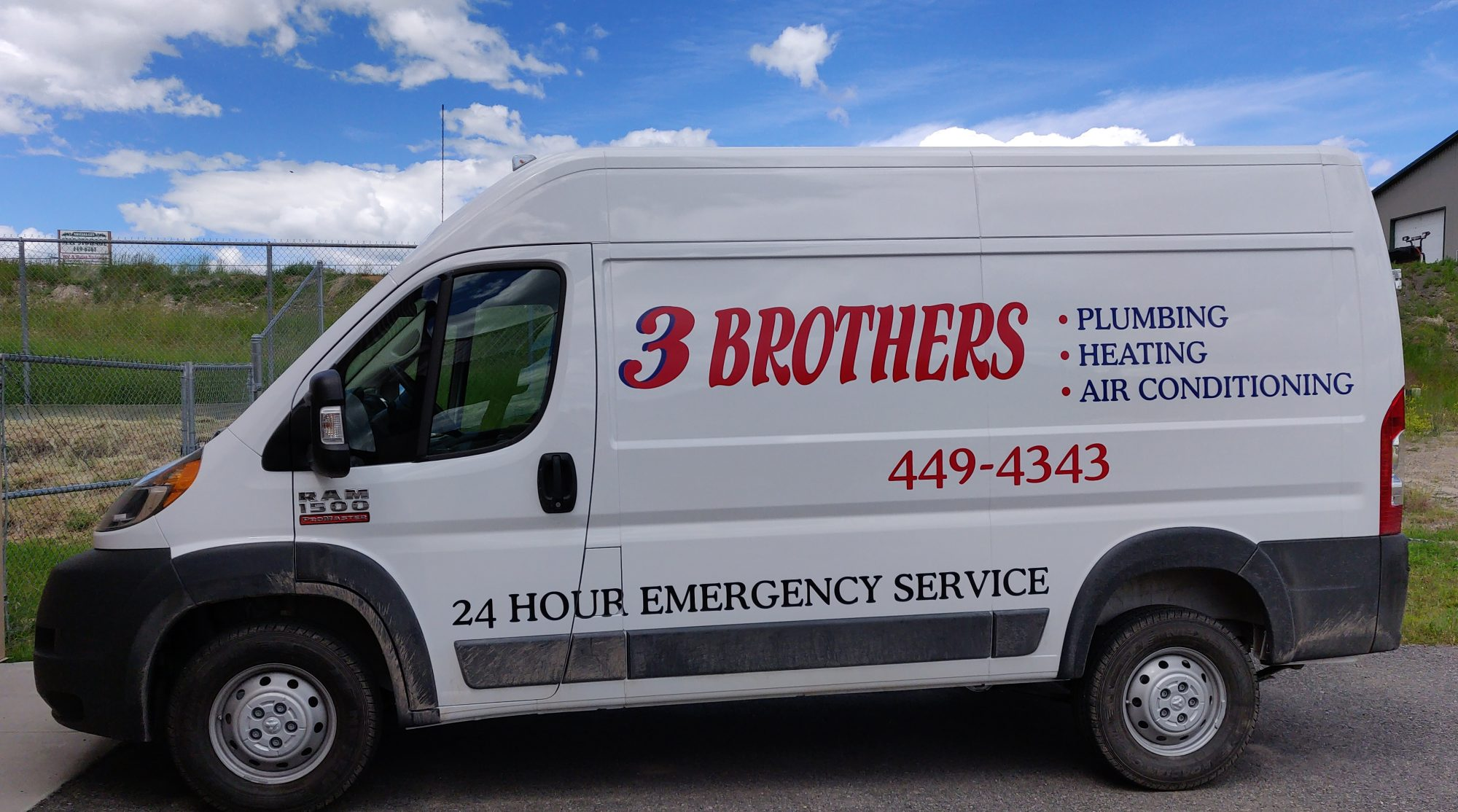 3 Brothers Plumbing & Heating
